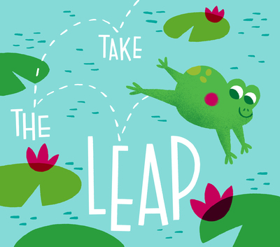 lettering-take-the-leap