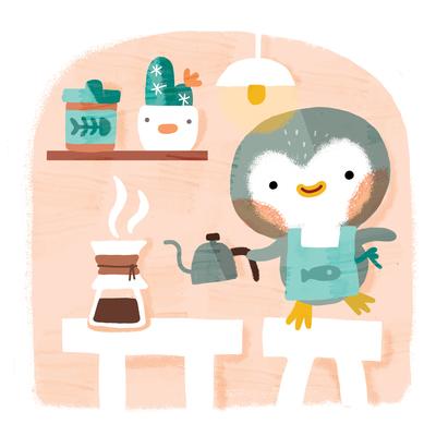 penguin-pourover-coffee