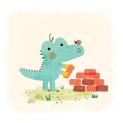 dinosaur-alligator