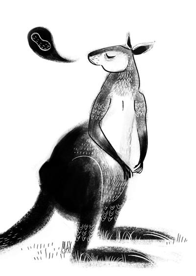 09-black-white-bw-geometrical-kangaroo-nut-sniff-jpg