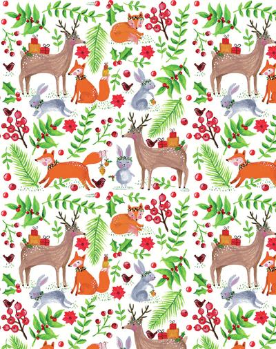 xmas-woodland-pattern-lizzie-preston-jpg