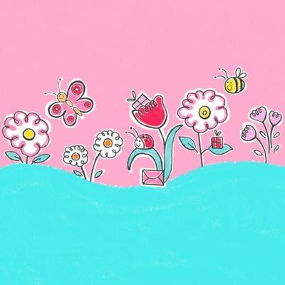 99-age-girl-my-little-flower-garden-psd
