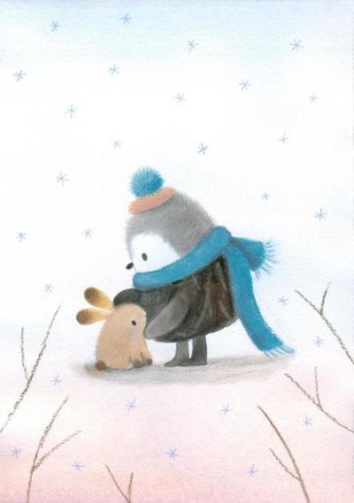 penguin3winter