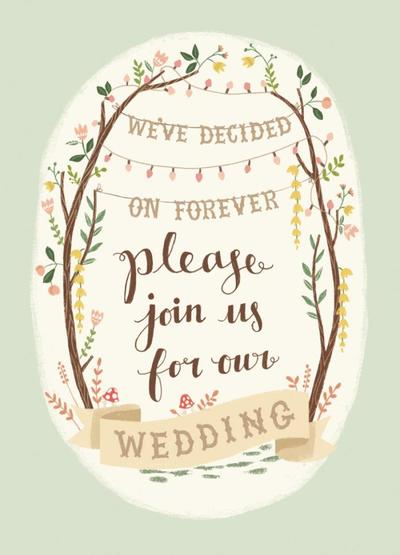 las-wedding-invite-card-design-whimsical-boho-hand-written-font