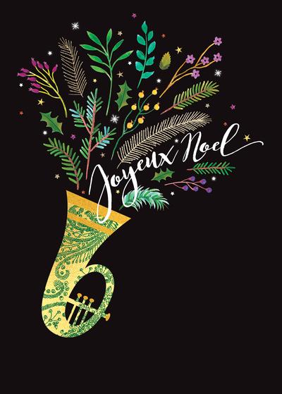 christmas-joyeux-noel-horn-trumpet-with-folk-style-foliage-and-berries-jpg