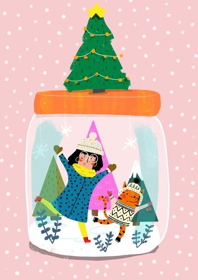 winter-christmas-scene