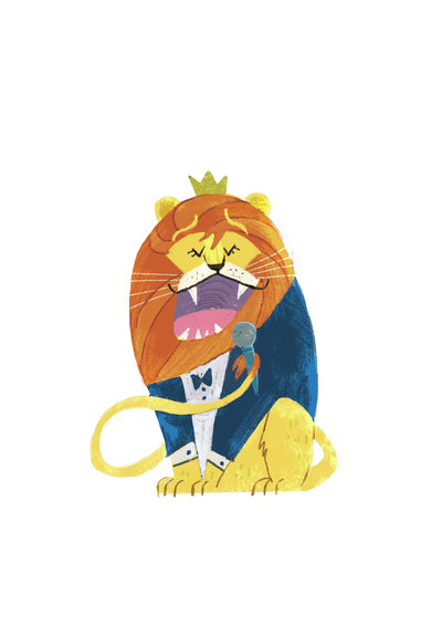 king-singer