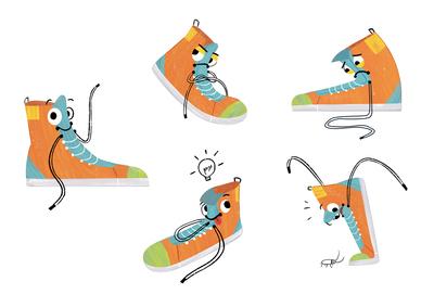 shoe-character