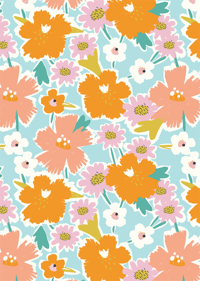 ap-festival-flowers-tropical-floral-bright-orange-pink-decorative-pattern-01-jpg