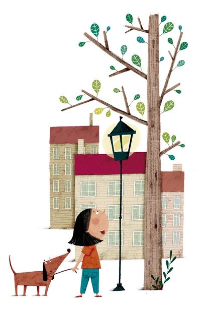 girl-tree-houses-city-dog-jpg