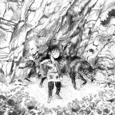 boy-wolf-sea-blackandwhite-danger-erinbrown-jpg