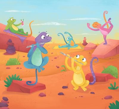 flute-lizards