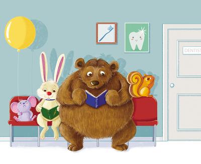 animal-dentist-mice-bear-squirrrel-rabbit-book-reading-jpg