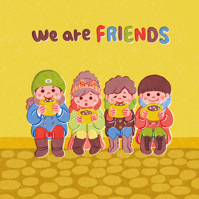 we-are-friends